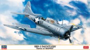 SBD-3 Dauntless Battle of Midway