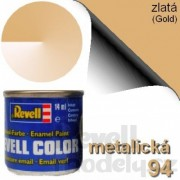 32194 - Zlatá 14ml (Gold) 94