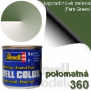 32360 - Kapradinově zelená 14ml (Fern Green) 360