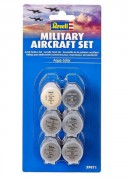 Aqua Color 39071 - Military Aircraft Set