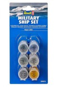 Akryl Color 39073 - Military Ship Set
