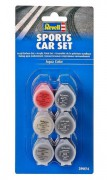 Aqua Color 39074 - Sports Car Set