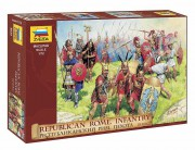 Model Kit figurky 8034 - Republican Rome Infantry (Zvezda 1:72)