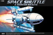 Shuttle & Booster (Academy 1:288)