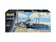 US Navy Landing Ship Medium (Bofors 40 mm gun) (1:144)