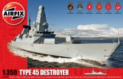 Classic Kit loď A12203 - Type 45 Destroyer (1:350)