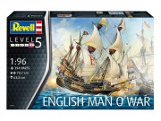 English Man O´War (1:96)