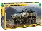 Model Kit military 3696 - Bumerang Russian APC (1:35)