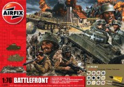 Set diorama D-Day Battlefront (Airfix 1:76)