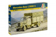 Model Kit military 6558 - Mercedes-Benz L3000 S (Italeri 1:35)