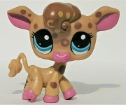 LITTLEST PET SHOP kravička LPS 2307