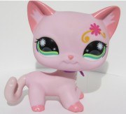 LITTLEST PET SHOP shc kočička cca 14cm LPS