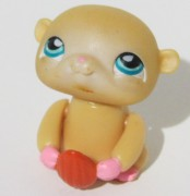 LITTLEST PET SHOP křeček LPS PP3 1322 1349 1525 1634 1947 2446