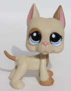 LITTLEST PET SHOP pes pejsek doga LPS 577 1647 2583