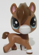 Littlest Pet Shop kůň koník - Nadima North (99)