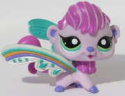 LITTLEST PET SHOP víla LPS 2725