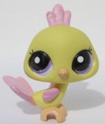 LITTLEST PET SHOP pták - páv LPS 2017