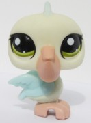 LITTLEST PET SHOP pták - pelikán LPS 1672