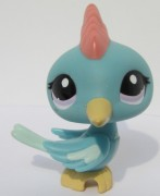 LITTLEST PET SHOP pták - datel LPS 1787