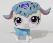LITTLEST PET SHOP   ovečka  LPS 3380