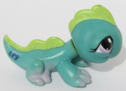 LITTLEST PET SHOP ještěr IGUANODON LPS 1319