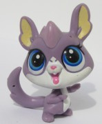 LITTLEST PET SHOP hlodavec - činčila Bree Nibbleson LPS 3653