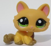 LITTLEST PET SHOP kočka - kočička LPS 1669