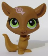 LITTLEST PET SHOP čipmánek veverka LPS 2841 3310 3536