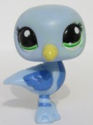 LITTLEST PET SHOP pták - racek LPS 2510  2591