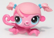 LITTLEST PET SHOP opička Minka Mark LPS 2852 3563 3677