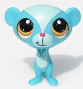 LITTLEST PET SHOP mangusta - Sunil Nevla LPS 2699 3063 3570