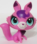 LITTLEST PET SHOP - liška LPS 3221
