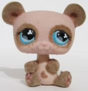 LITTLEST PET SHOP medvídek panda LPS 558  594  1021