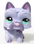 LITTLEST PET SHOP pes Skotský teriér LPS 2241