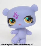 LITTLEST PET SHOP medvídek panda  LPS 2883