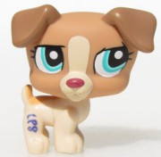 LITTLEST PET SHOP pes pejsek - JR terier LPS 1302