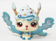LITTLEST PET SHOP -   víla - křídla z folie LPS 3049