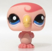 LITTLEST PET SHOP pták - papuchalk LPS 2594