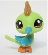 LITTLEST PET SHOP pták - datel LPS 2279