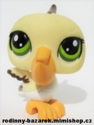 LITTLEST PET SHOP pták - pelikán LPS 1350