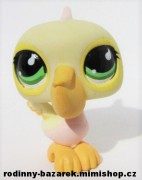 LITTLEST PET SHOP pták - pelikán LPS 962