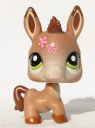 LITTLEST PET SHOP osel oslík  LPS 1944