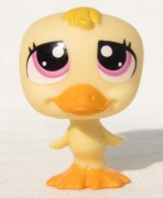 LITTLEST PET SHOP kachnička kačenka LPS 1374