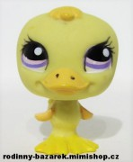 LITTLEST PET SHOP kachnička kačenka LPS 1196