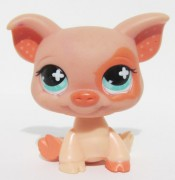 LITTLEST PET SHOP prasátko LPS 622