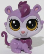 LITTLEST PET SHOP vačice Mellowy Lilacs LPS 117
