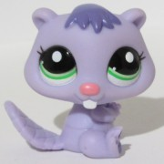 LITTLEST PET SHOP  bobr LPS 810 1580 1990 2592