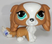 LITTLEST PET SHOP pes kokršpaněl LPS
