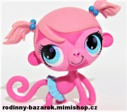 LITTLEST PET SHOP opička Minka Mark LPS 2838