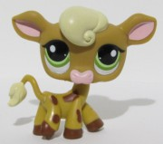 LITTLEST PET SHOP kravička LPS 1833